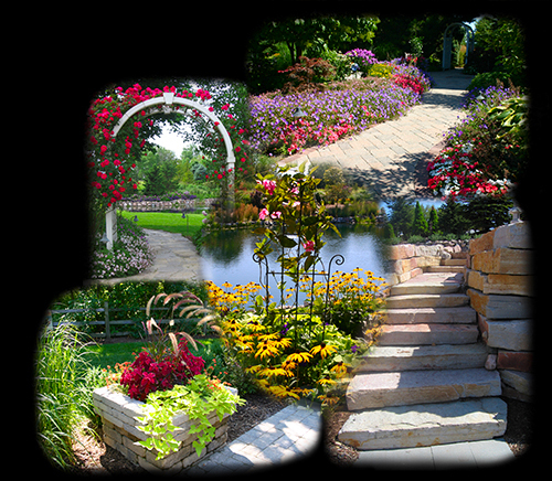Landscape Design Outdoor Construction Residential: Kelly's Landscape Design: Elkhart Lake, WI Residential